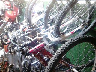 reparacion y venta de bicicletas