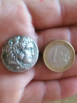 tetradracma de Alejandro Magno