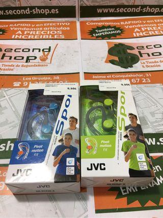 Auriculares JVC Sport