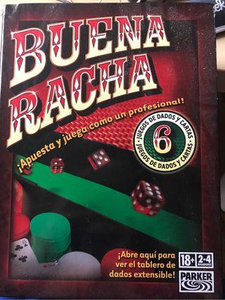 Joc de daus i cartes de poker