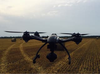 Operador de dron