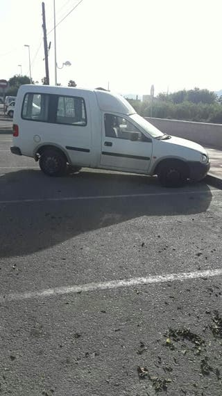 furgoneta opel