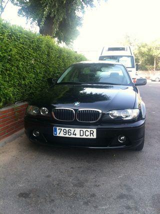 BMW 320cd E46