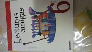 Libro Lecturas amigas 6