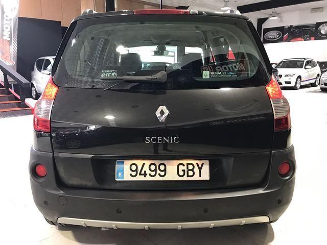 Renault Scenic 1.9 dCi Privilege 96kW (130CV)