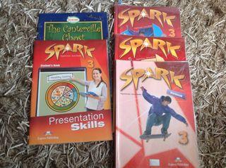 Spark Inglés 3 DBH