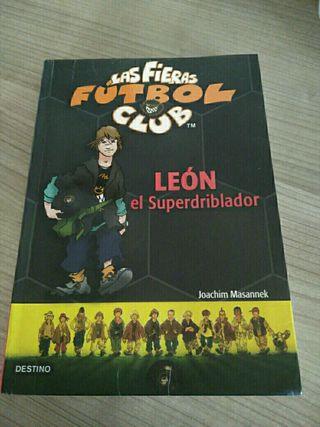 Libro: Las fieras Fútbol Club