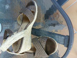 zapatillas de esparto