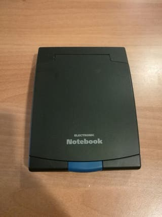 NOTEBOOK ELECTRONICO