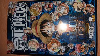 one piece Deep Blue characters world edicion japon