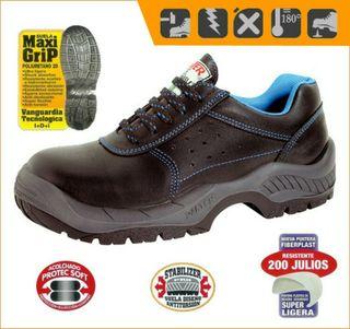 Plus Zapatos Mano Segunda 41 Seguridad Eol panter De Talla S1 wqgTOw