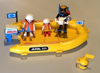 Playmobil - Equipo de Buceo