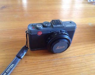Vendo camara digital Leica D-Lux 6 by G-Star RAW