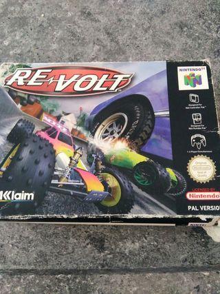 Re-Volt 64