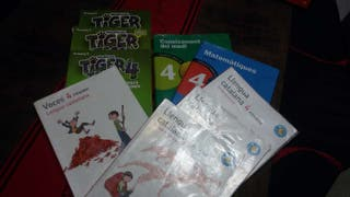 Llibres 4t primària