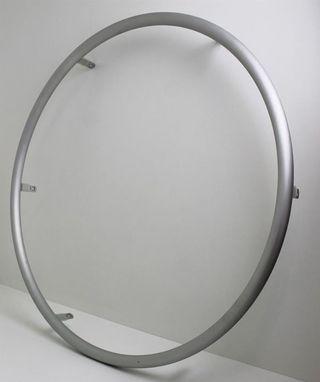 Dos Aros para silla de ruedas de aluminio (usados)