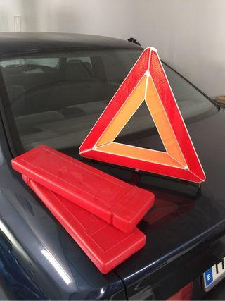 Triangulos para coche