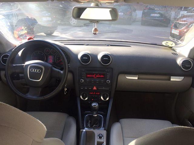 Audi A3 2.0 tdi 170cv