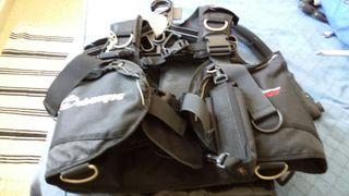 Jacket de Buceo Subaqua - elite 1000