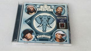 CD THE BLACK EYED PEAS
