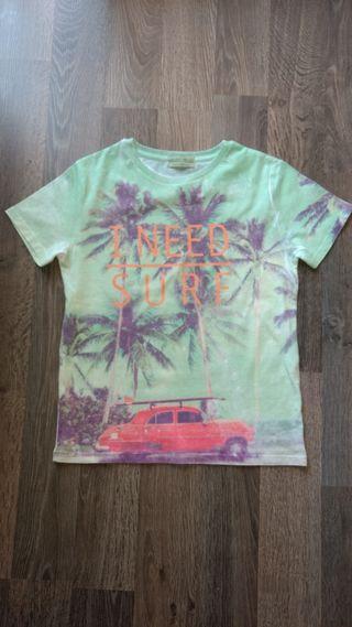 Camiseta niño 7-8 años