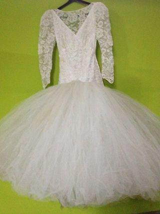 vestido de novia de segunda mano en murcia en wallapop
