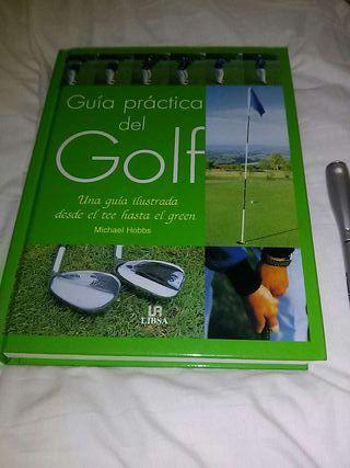 Libro nuevo ' Guía práctica del Golf'