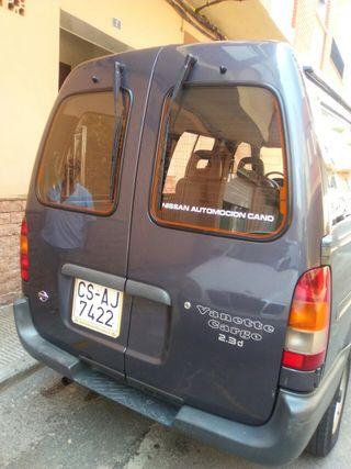 Nissan Vanet cargo 2.3 diesel 1998