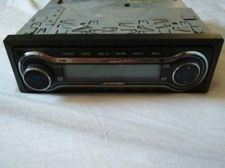 Radio CD coche blaupunkt