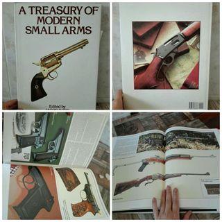 Libro aventura de las pequeñas armas modernas