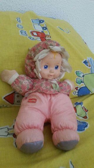 muñeco playskool con ruidito 1999