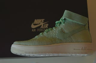 Zapatillas nike air force flyknit talla 38 y 39