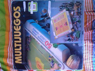 Multijuegos. Juego, juguete vintage. Coleccionista