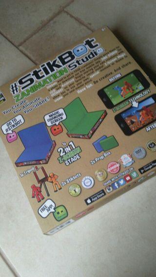 juego interactivo con el móvil