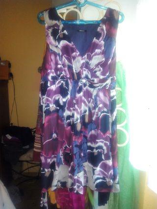 vestido sintesis forrado
