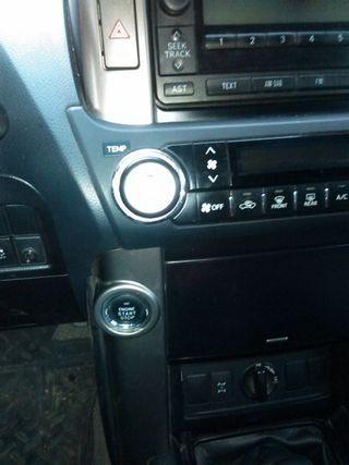 Toyota Land Cruiser GX diesel de 5 puertas. Manual