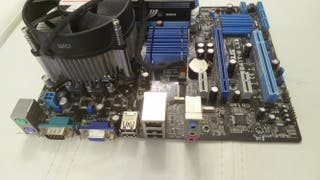 placa base asus 775 ddr3