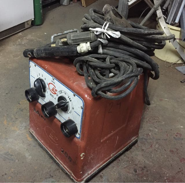 Electrica de soldar