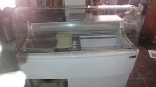 heladería frigorifico