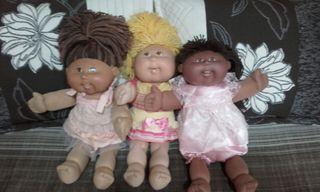 REPOLLOS muñecas importadas de EEUU