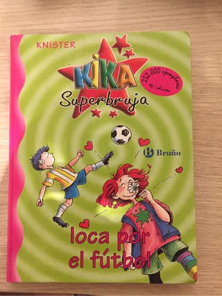 Kika superbruja loca futbol