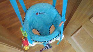Saltador de puerta bebé SASSY