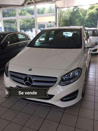 Mercedes-benz Clase B 180 año 2016 Modelo nuevo