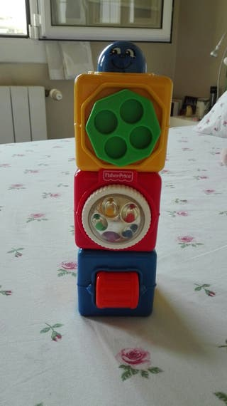 Juego bebes Fisher.Price