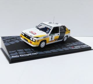 renault 11 turbo 1/43 rally portugal 1987