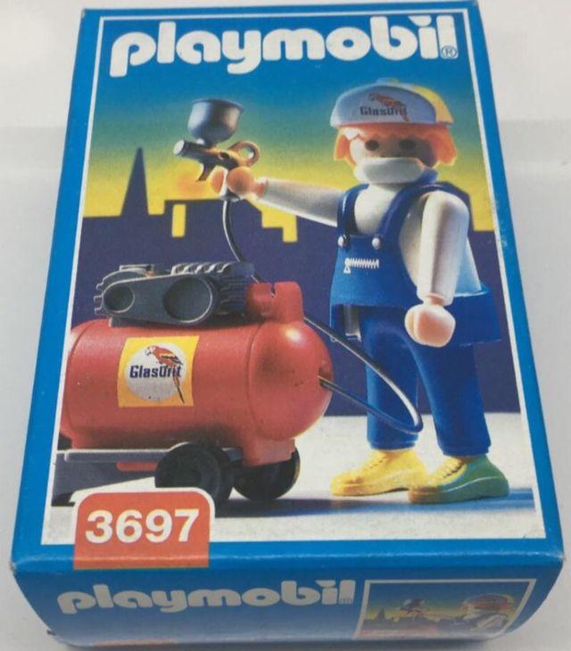 Playmobil chapista de segunda mano por 30 en valencia for Playmobil segunda mano