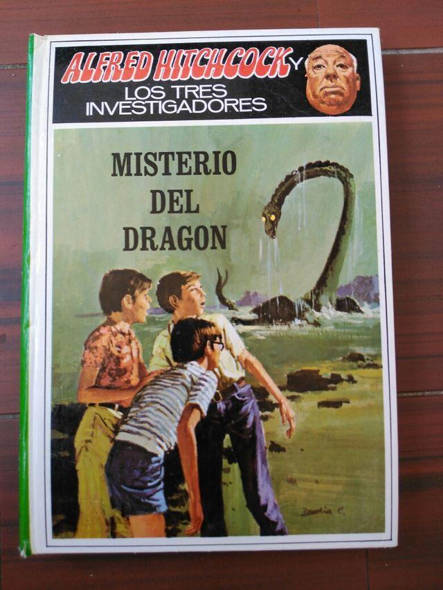 Misterio del dragon