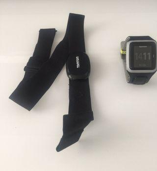 Tom Tom Reloj GPS + Banda pectoral