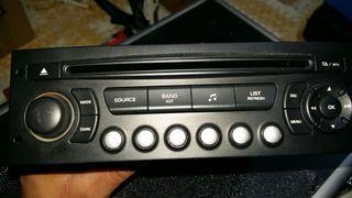 auto radio cd peugeot 307 original