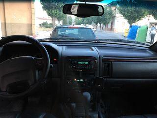 Jeep Grand cherokee 2001 Limited automático cuero